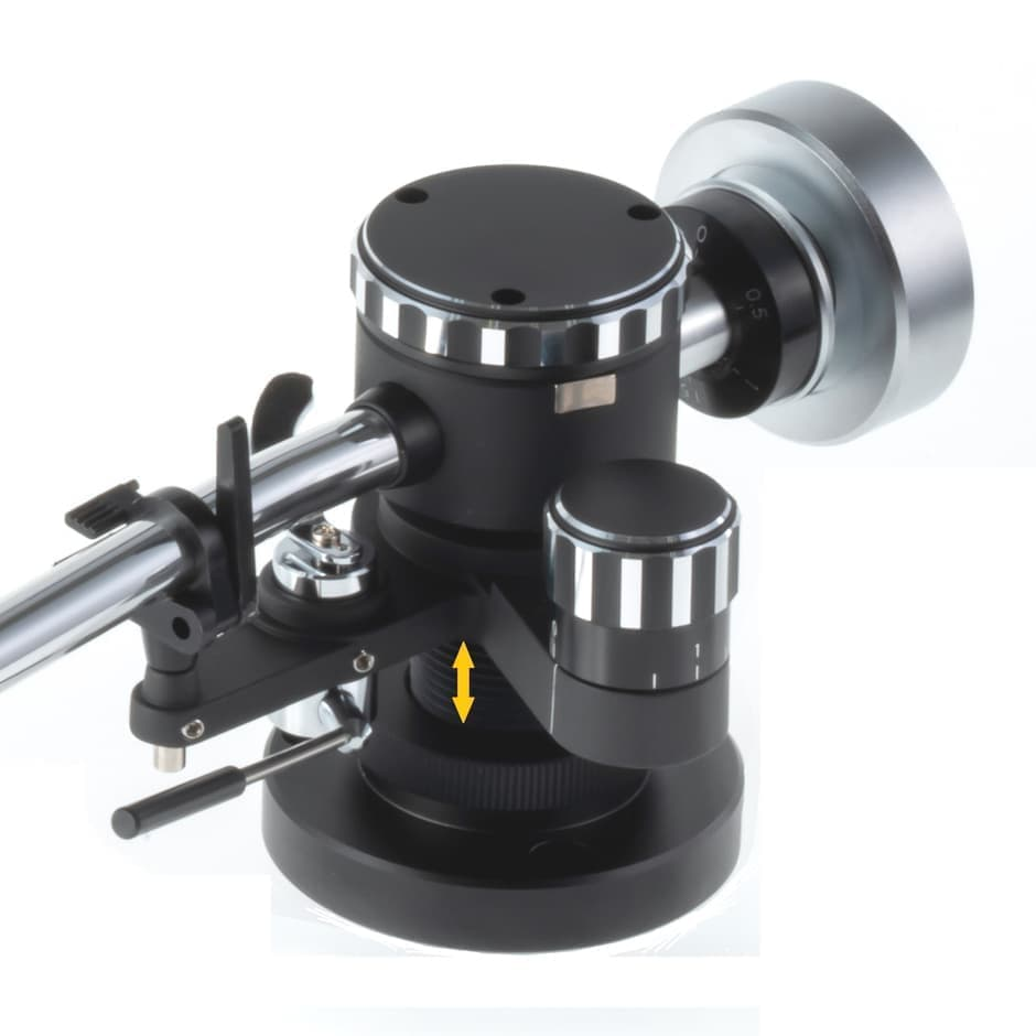 BA-1 Tonearm Height Adjuster Base
